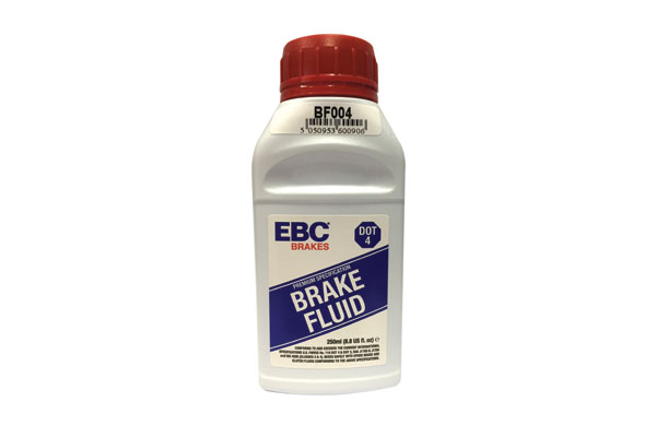 BF004 Brake Fluid - Dot 4 (250 ml)