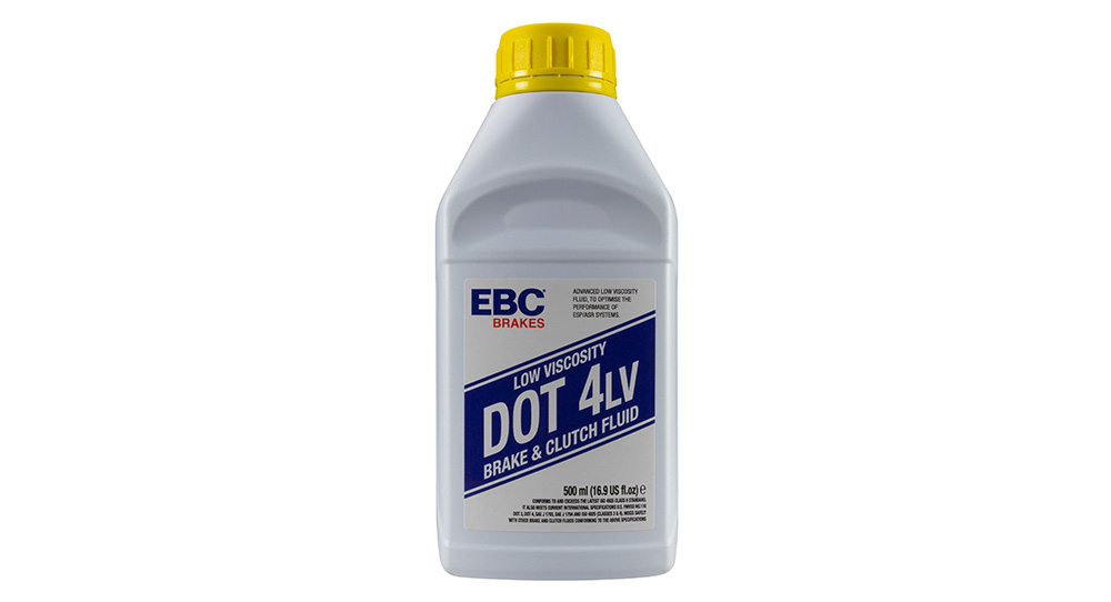 BF004LV Brake Fluid - Dot 4LV (500ml)