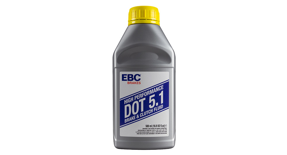 BF005.1 Brake Fluid - Dot 5.1 (500ml)