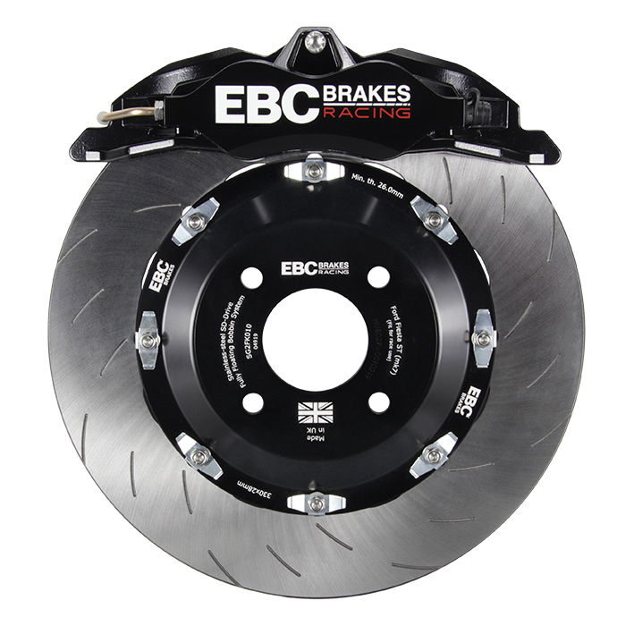 EBC Balanced Big Brake Kit (BLACK) 355mm Disc