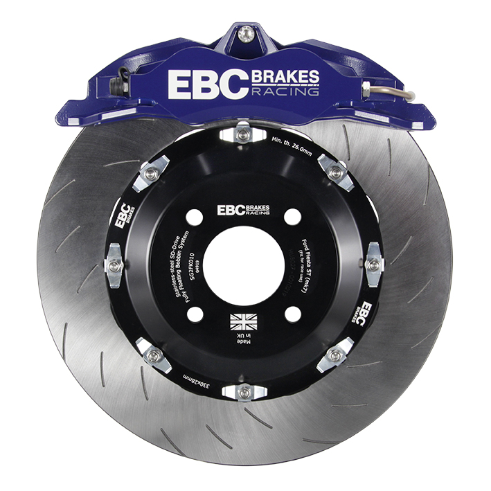 EBC Balanced Big Brake Kit (BLUE) 330mm Disc