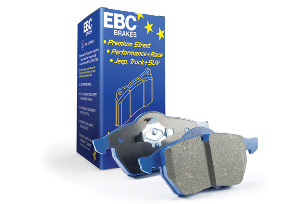EBC Bluestuff NDX Trackday Brake Pad Set