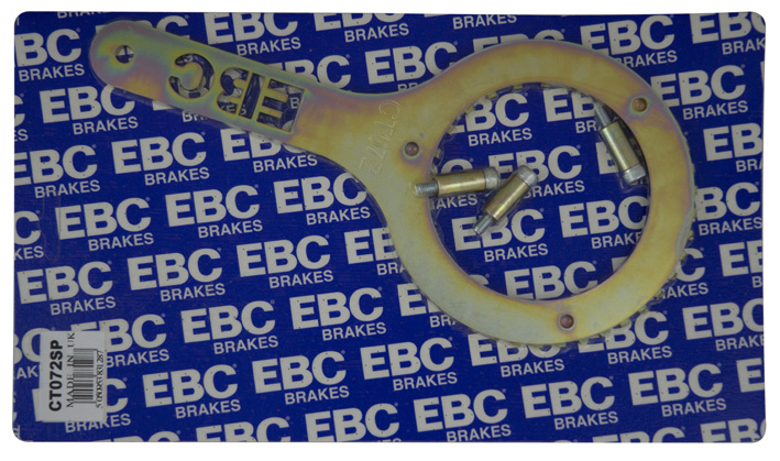 EBC Brakes CK3376 Clutch Friction Plate Kit
