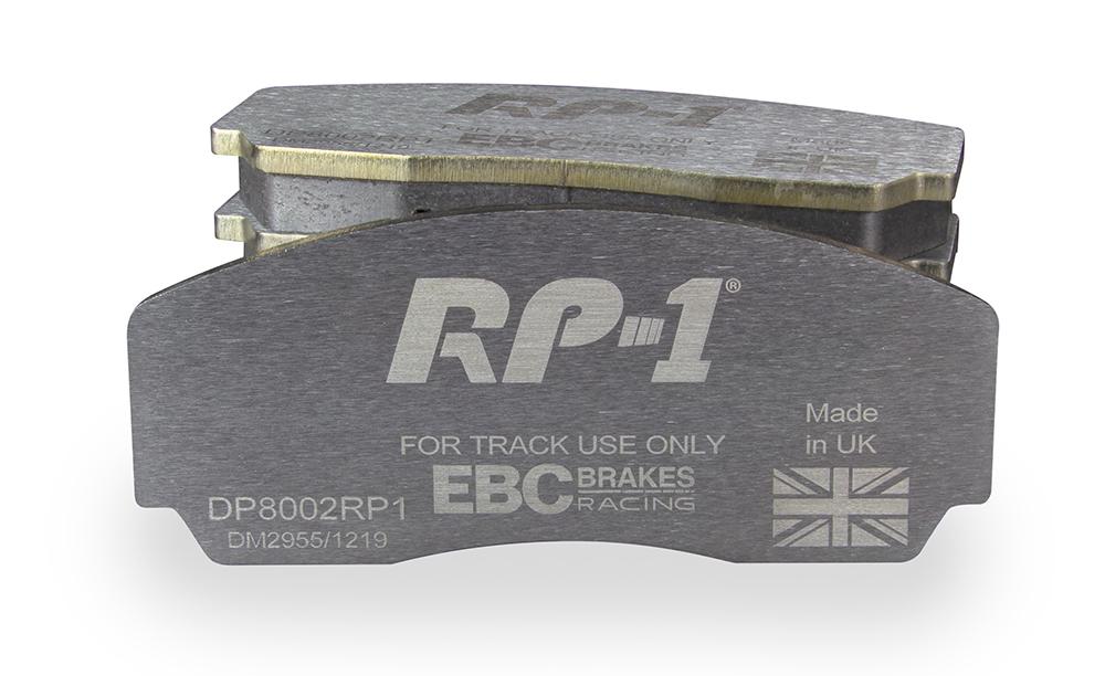 EBC Racing RP-1™ Track and Race Brake Pads