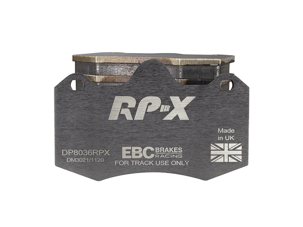 EBC Racing RP-X Track and Race Brake Pads