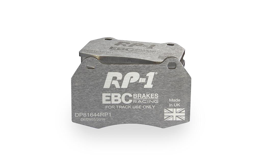 EBC Ultimax Front Brake Pads for Honda Integra Not UK 2.0 Type R DC5 2001 /> 06