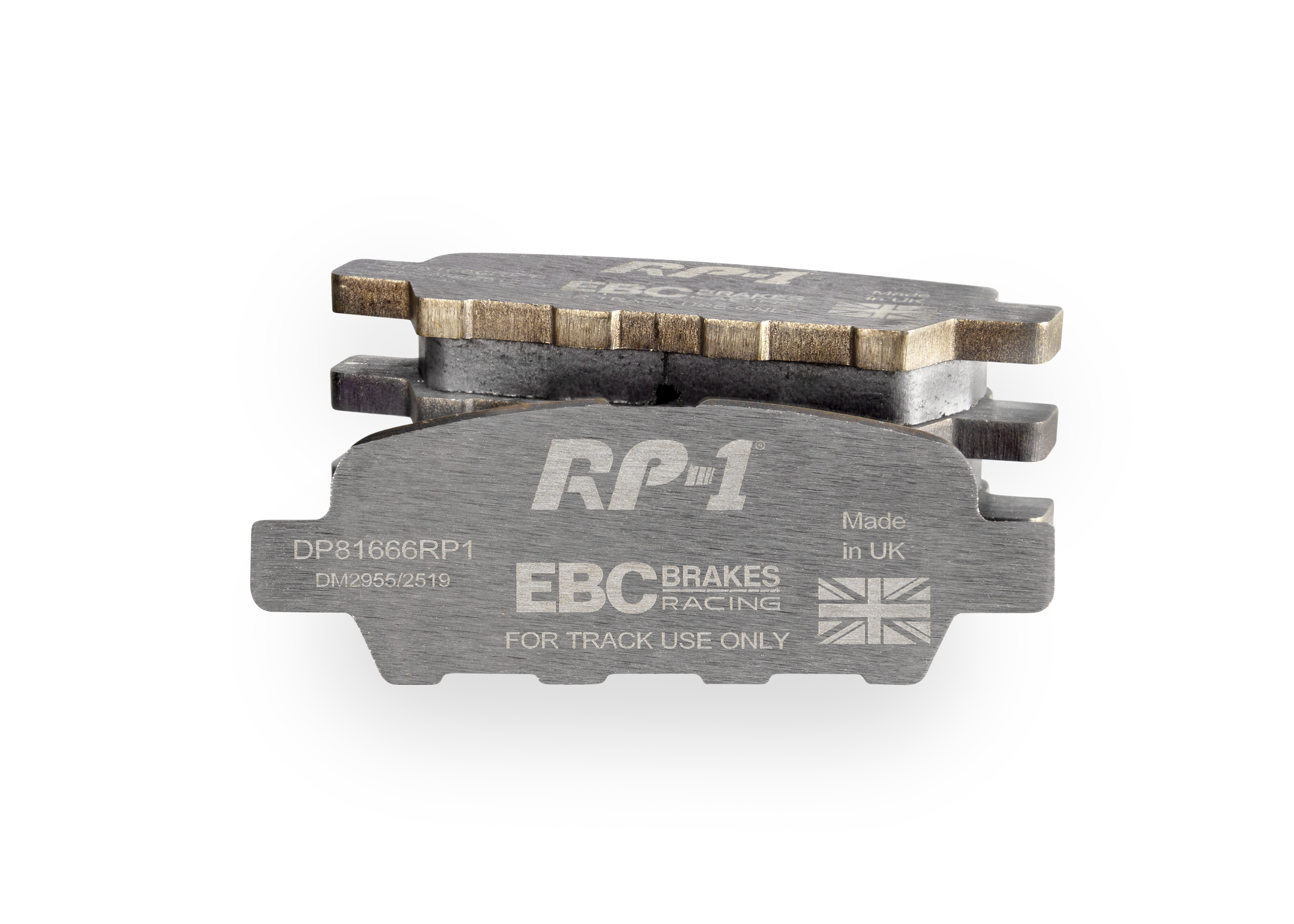 EBC Racing RP-1 Track and Race Brake Pads