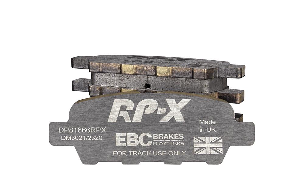EBC Racing RP-X Track and Race Brake Pads