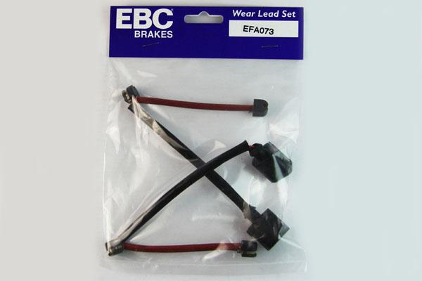 D1831 EBC Brakes Non Slotted Replacement Rear Brake Discs