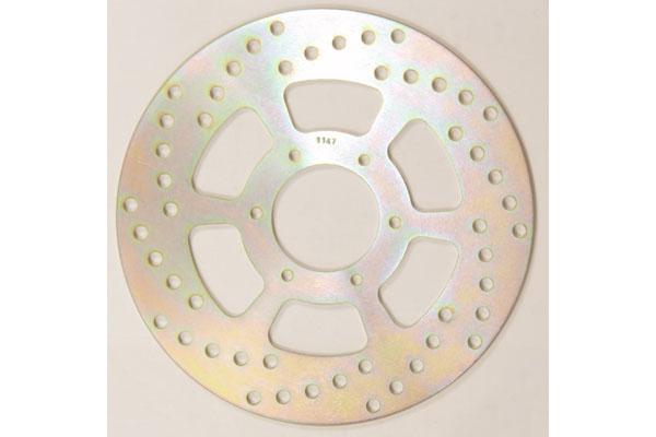 FIT HONDA XBR 500 F//G//H//SJ 85/>89 EBC Plain Shoe Rear Left