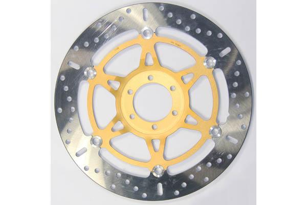 EBC Brakes® X Brake Disc (No Counterbore)