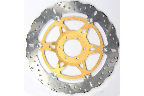 EBC Brakes® XC Brake Disc (No Counterbore)