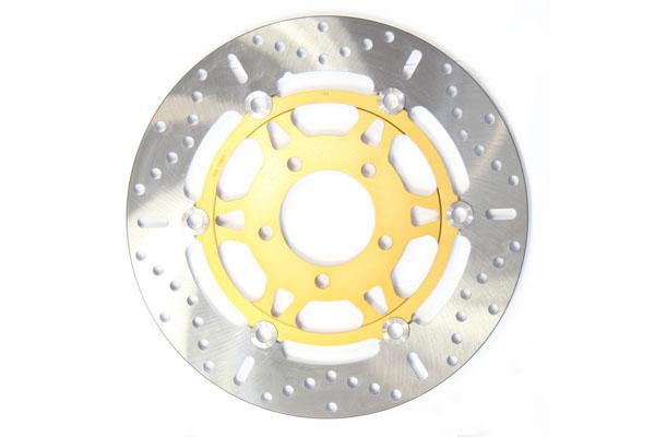 EBC Brakes® X Brake Disc