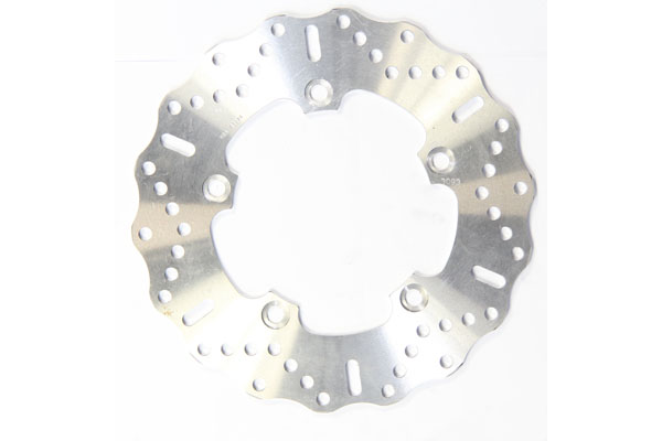 EBC Stainless Steel Disc With Contoured Profile