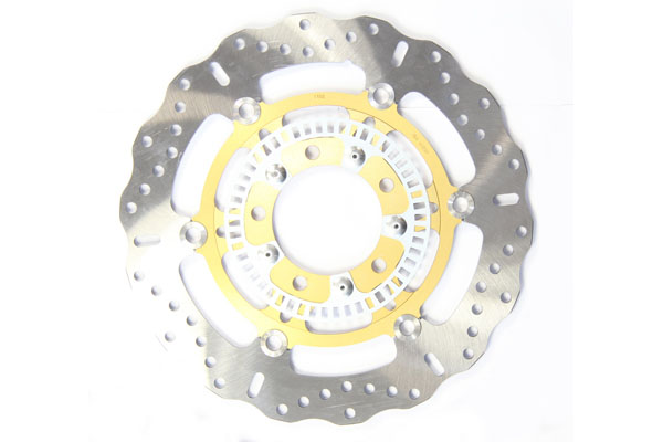 EBC Brakes® XC Brake Disc (ABS Ring Fitted)