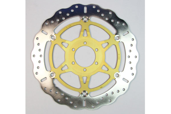 EBC Brakes® XC Brake Disc