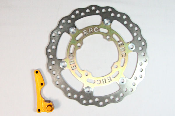 EBC Brakes® OS Series Oversize Replacement Disc