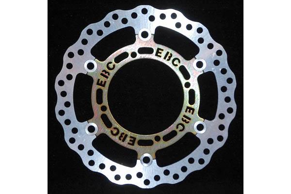 EBC Brakes® OS Series Oversize Replacement Disc