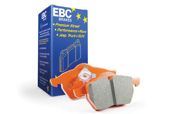 EBC Orangestuff 9000 Series Race Brake Pad Set