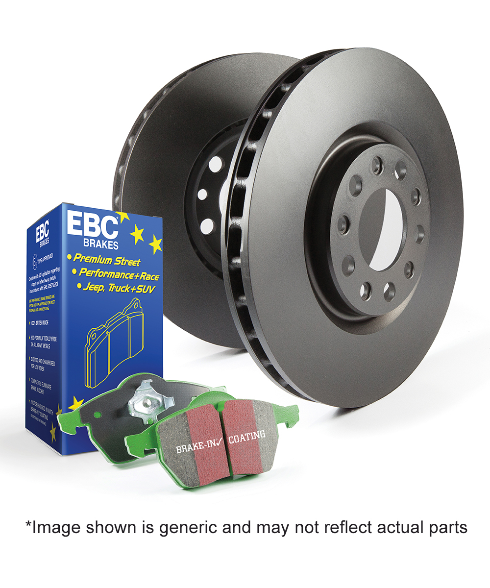 EBC GREENSTUFF BRAKE PADS FRONT DP21377 ROAD, SPORT
