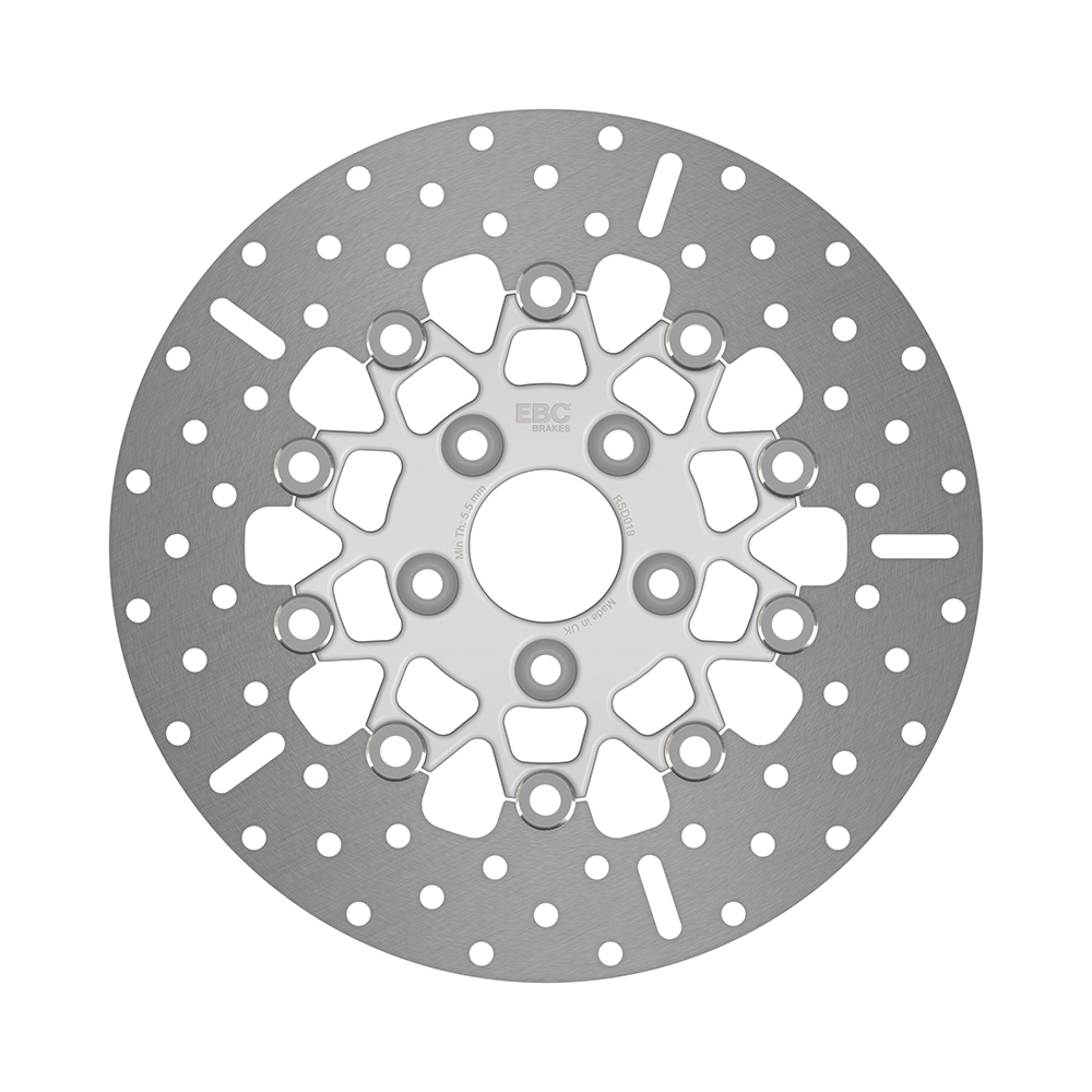 EBC Stainless disc for Big Twins