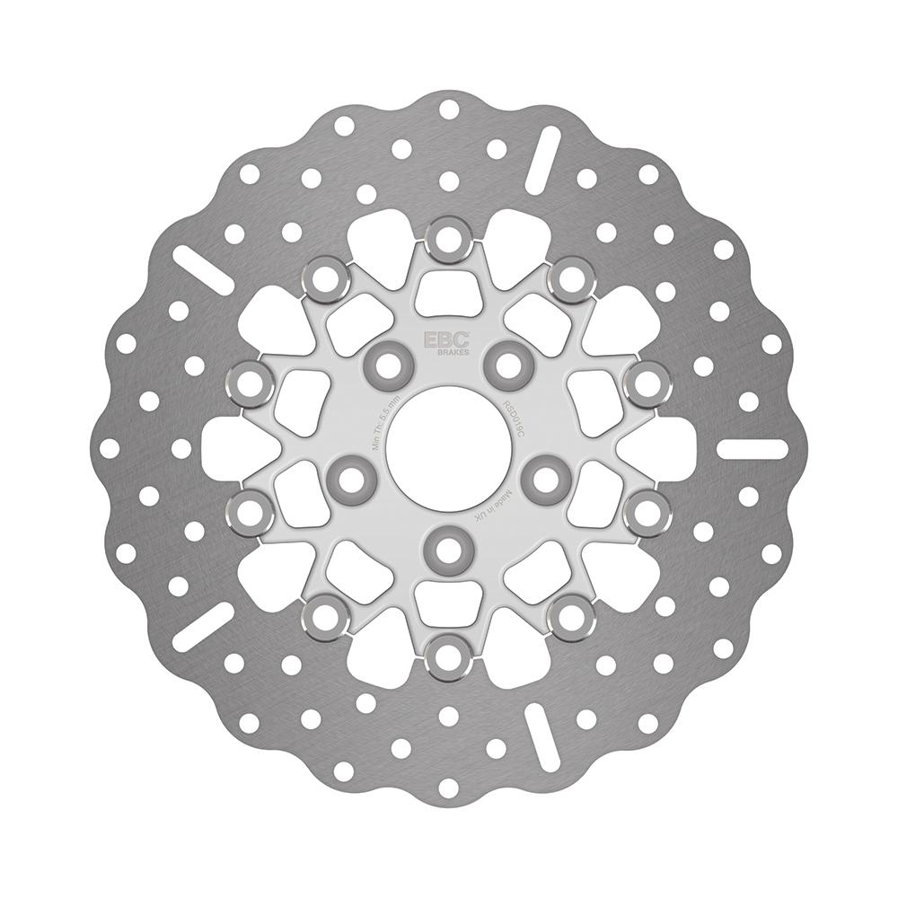 EBC Brakes® RSD Custom Touring Brake Discs