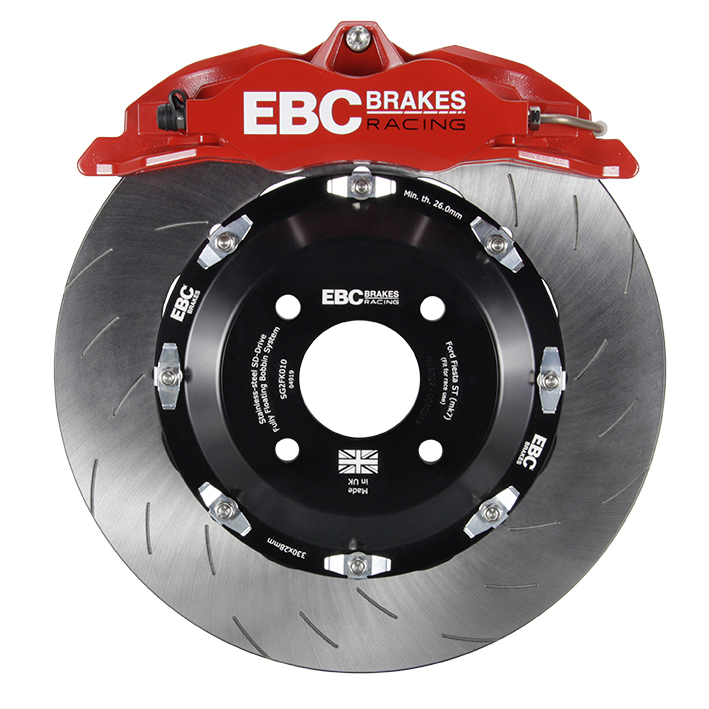 EBC Balanced Big Brake Kit (RED) 330mm Disc