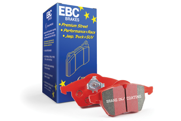 EBC Redstuff 3000 Series Sport Brake Pad Set