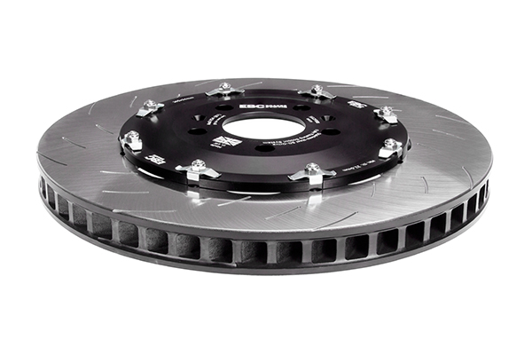 EBC Racing 2-Piece Floating Brake Discs (Pair)
