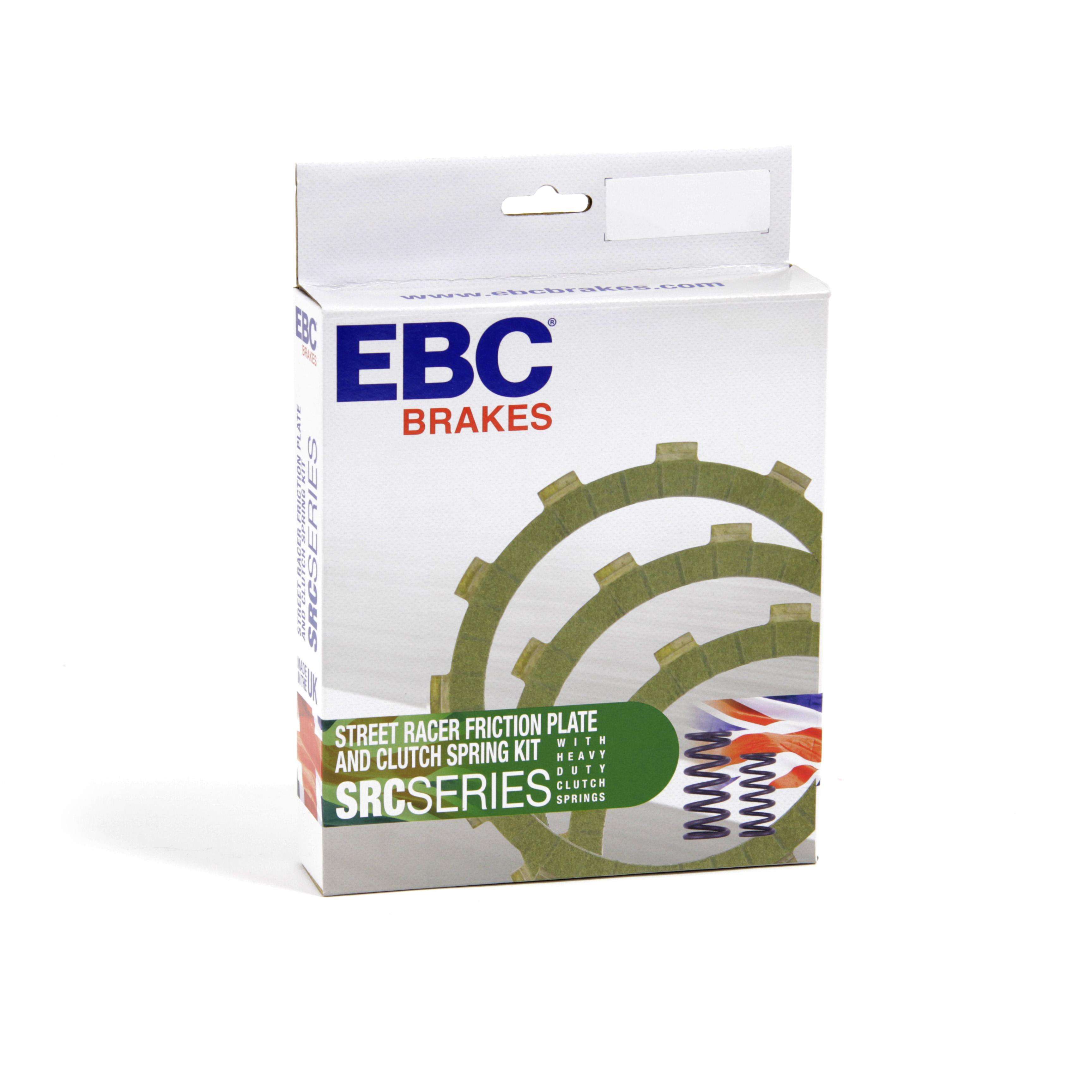 EBC Brakes SRC Street Racer Clutch Kit