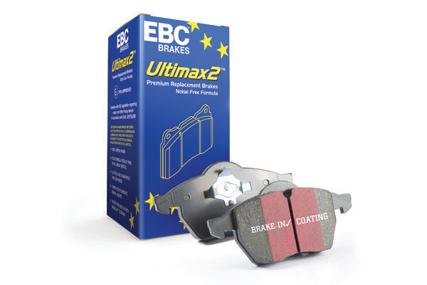 EBC Ultimax OE Replacement Brake Pad Set