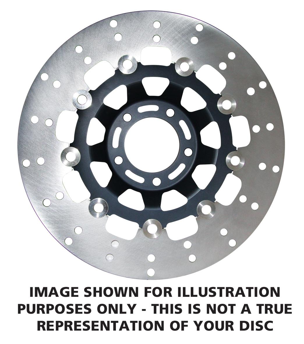 Vintage Style Brake Discs